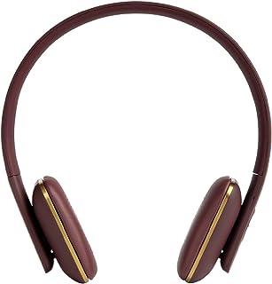 kreafunk AHEAD 40mm 音箱收音机无线耳机耳机–黑色