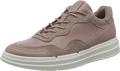ECCO 爱步 Soft 10 女士运动鞋