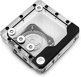 EKWB EK-Quantum Kinetic FLT 120 储液罐 D5/DDC 主体,D-RGB,*玻璃