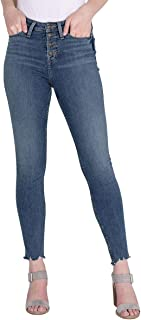 Silver Jeans Co. 女士高腰紧身牛仔裤