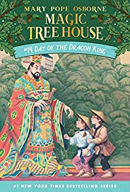 Day of the Dragon King (Magic Tree House Book 14) (English Edition)