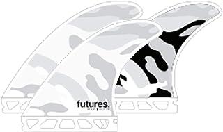 Future Fins Jordy 蜂窝推进器套装 白色黑色迷彩中号