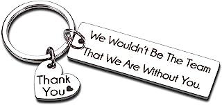 Boss 经理主管团队领袖感谢礼物送给女士男士感谢钥匙扣礼品足球棒球游泳教练领导同事离开离开离开离开离开退休生日圣诞礼物