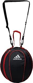 adidas 球包 篮球用 1个装 AKM21BKR 黑色×红色