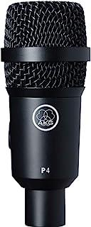 AKG 阿卡人 乐器用麦克风 P4 【国内正规商品】