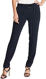 DKNY 女式细条纹套穿裤