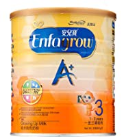 港版Mead Jonson 美赞臣 安儿宝Enfagrow 3段奶粉 (1-3岁)900g/罐 (荷兰原罐 保税区发货)