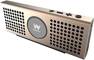 Woxter Big Bass BT - 20 - Altavoz 便携式蓝牙 USB , 10 W 铝 ( 蓝牙4.0 + EDR , 免提 , USB , 读卡器 , AUX 输入 )