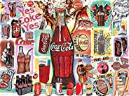 Buffalo Games 可口可乐-Yes Coke Yes!-拼图,1000片