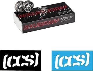 RollerBones Bearings 16 包,带 CCS 贴纸