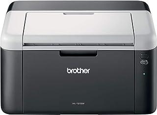 brother 兄弟 HL-1212W 黑白激光打印机 - 单功能,无线/USB 2.0,紧凑,20PPM,A4打印机,家庭打印机