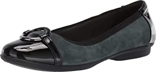 Clarks 其乐 女式 Gracelin 风芭蕾平底鞋