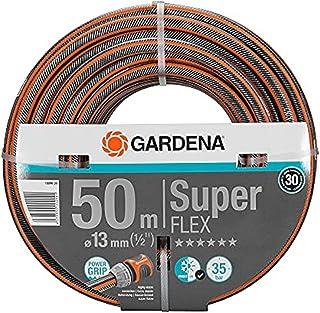 Gardena 18099 Super flex 软管,1.27 cm x 165'