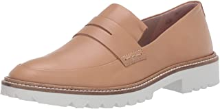ECCO 爱步 女式 Incise Tailored 一脚蹬 Penny 乐福鞋