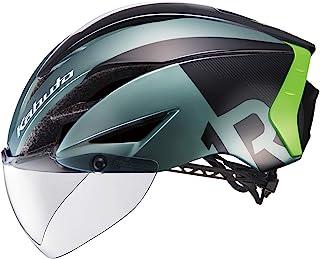 OGK kabuto 头盔 AERO-R1 CV G-1 金属绿 L/XL