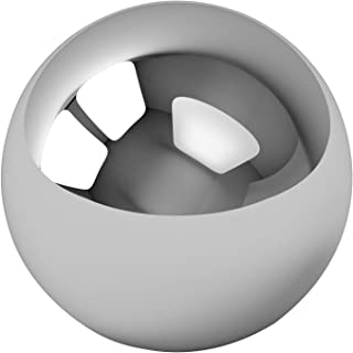 1.5 英寸(约 3.8 厘米)精密镀铬钢滚珠轴承 - *大强度滚柱轴承,各种尺寸 - 重型工业轴承 - 耐磨自行车轮轴承 - 自行车曲柄轴承(1 件装)