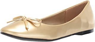 ELLIE SHOES 女式平底鞋蝴蝶结