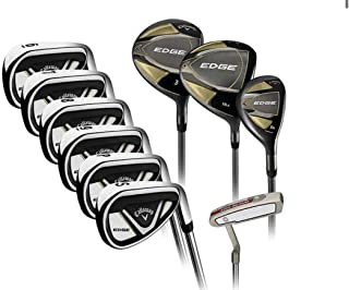 Callaway 中性款 10 件高尔夫球套装-手握型,10525 厘米