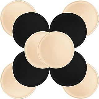 FUNCYboo 衬垫文胸插入式聚拢衬垫可拆卸文胸插入物替换网适用于运动比基尼文胸