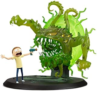 RICK AND MORTY 成人 Swim Morty Monster Mayhem 公仔