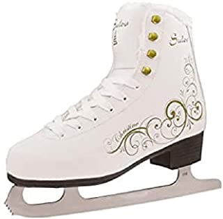 SULOV 女士 Christine 花样滑冰鞋