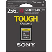 SONY 索尼 Cfexpress Tough 系列 強固SD存储卡
