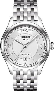 TISSOT 天梭 瑞士品牌 T-CLASSIC经典系列自动机械背透男表 T038.430.11.037.00