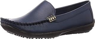 NUBELLOX 舒适皮平底鞋 206-1004 女士