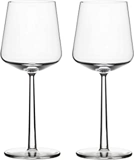 iittala 酒杯 Essence 红酒杯 一对 2个装 约450毫升 1008568