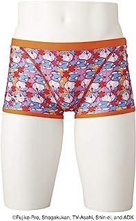 MIZUNO 美津浓 竞技泳衣 训练用 训练服 N2MB0580 女士 哆啦A梦 哆啦A梦