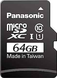 Panasonic 松下电器 产业用/业务用 高耐久microSD卡 3D TLC 64GB TC系列 RPTMTC64SWA