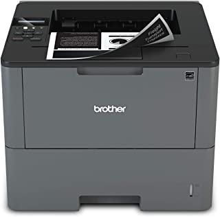 Brother Business激光打印机 无线连接 双面打印 纸张容量大(HLL6200DW) 需配变压器