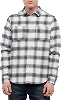 Element 男式 Medford 法兰绒衬衫