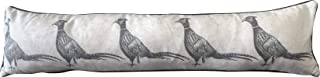 Gallery Direct 野鸡排拖车门配件 22 x 90 厘米,灰色/自然色,22 x 90 厘米