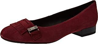 Geox 女士 D Wistrey B 芭蕾平底鞋