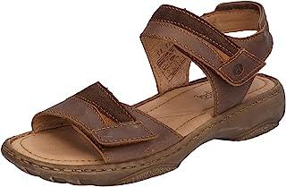 josef seibel debra 19,女式款后带挑空式凉鞋