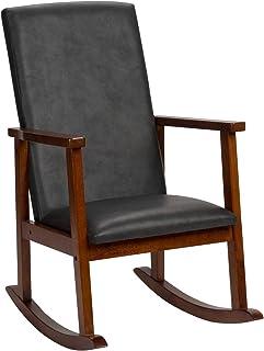 GiftMark 豪华儿童摇椅,樱桃色