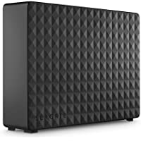 Seagate 希捷 Expansion Desktop 10 TB 外置硬盘HDD-用于PC笔记本电脑的USB 3.0…