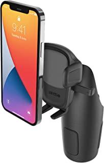 iOttie Easy One Touch 5 杯架车载支架手机支架,适用于 iPhone、三星、Moto、华为、诺基亚、LG、智能手机