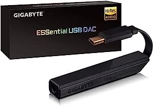 GIGABYTE 技嘉 GP-Jody(基本USBDAC USB Type-C 音频 DAC)