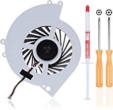 ARLBA 全新内置 PS4 散热风扇替换件 适用于 Sony 索尼 Playstation 4 游戏机 CUH-1100A CUH-1115A CUH-1000A CUH-1001A 1006A CUH-10XXA CUH-11XXA KSB...