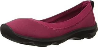 Crocs 卡骆驰 女士 Busy Day Stretch 芭蕾平底鞋