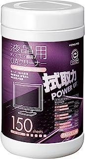 KOKUYO国誉 OA清洁剂 液晶屏幕用 主体150张