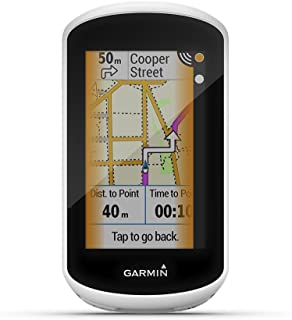 Garmin Edge Explore GPS Bike Sat Nav - Pre-Installed Europe Map, Navigation Functions, 3 Inch Touchscreen, Easy to Use
