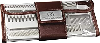 Olivia Garden CarboSilk 切割和造型专业梳子