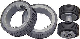 扫描仪制动器 PA03670-0001 PA03670-0002 耗材套件拨片滚筒和制动滚筒拾音器滚筒适用于 Fi-7030 Fi-7160 fi-7260 fi-7140 fi-7240 fi-7180 fi-7280 带清洁擦拭