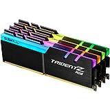 G.Skill 芝奇 Trident Z RGB F4-3200C16Q-128GTZR 内存模块 128 GB 4 x…