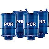 PUR 用于过滤系统的RF9999 MineralClear龙头水替换过滤器,每包4个,4件