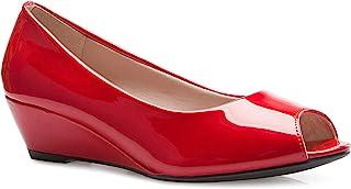 OLIVIA K 女童低坡跟高跟鞋踝带饰物*鞋(幼儿/小女孩)