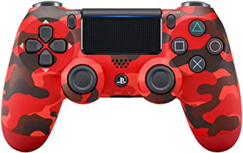 PlayStation 4 - DualShock 4 Wireless Controller, Rot Camouflage